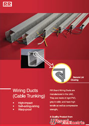 Cable Trunking - RR brand