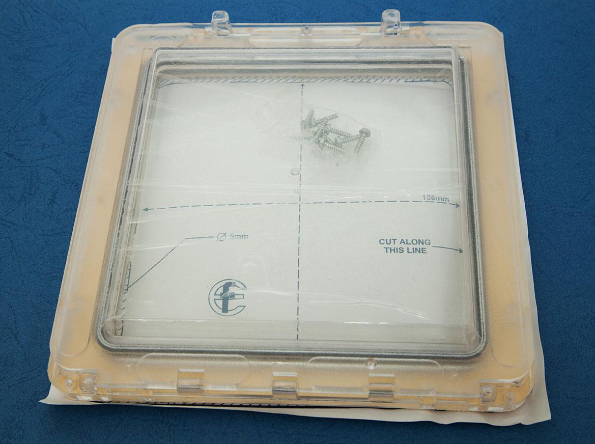 Meter Viewing - Glass