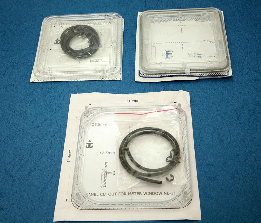 Meter Glass - NL Type