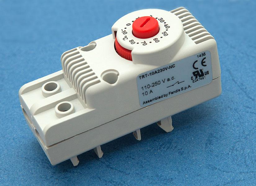 Thermostat for Heater (Hygrostat)