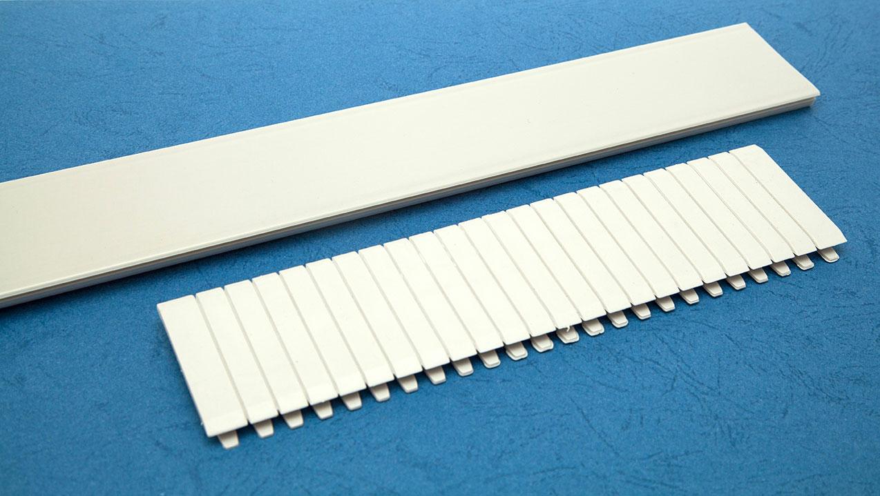 Blanking Plates 12-way - 1m long