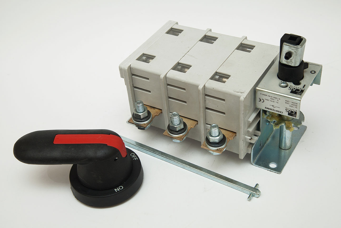 Isolators / Switch Disconnectors